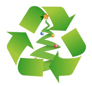Recyclage Sapin Noël - Plantations Univert - Bonsecours - Estrie